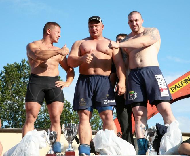 Agris Kazeļņiks – spēkavīru čempions