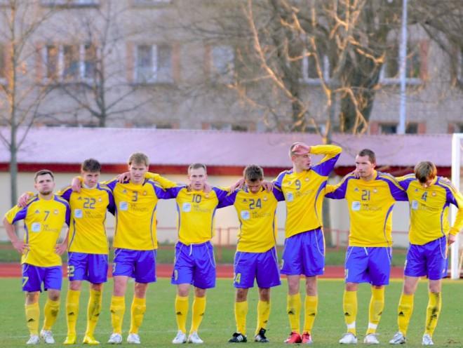 """FK """"Ventspils"""" triumfē Triobet Baltijas līgā"""
