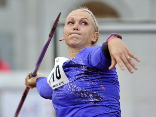 Ozoliņa Valmierā izpilda pasaules čempionāta normatīvu