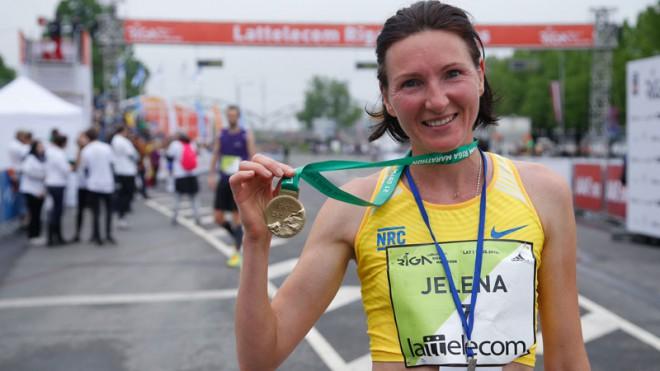 Prokopčuka pirmā pusmaratonā, Kažemākai Rio normatīvs maratonā