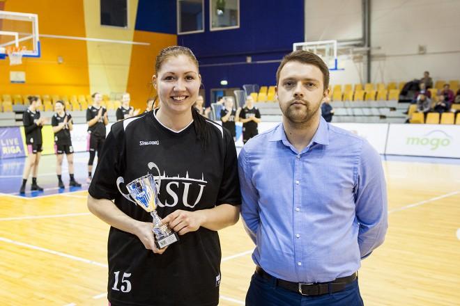 Drosmīgā U16 izlase pabaida Tartu, Lagzdiņai pirmā 20+22 spēle