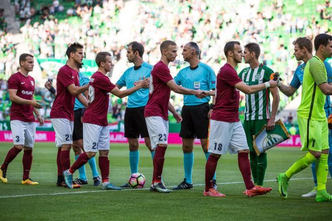 Jelgavas un Liepājas Eiropas līgas spēles tiešraidē Sportacentrs.com TV