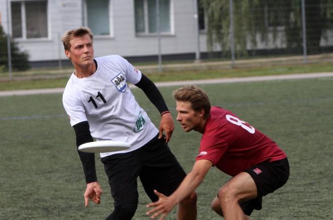 Rīt Ogrē noskaidros Latvijas čempionus frisbijā