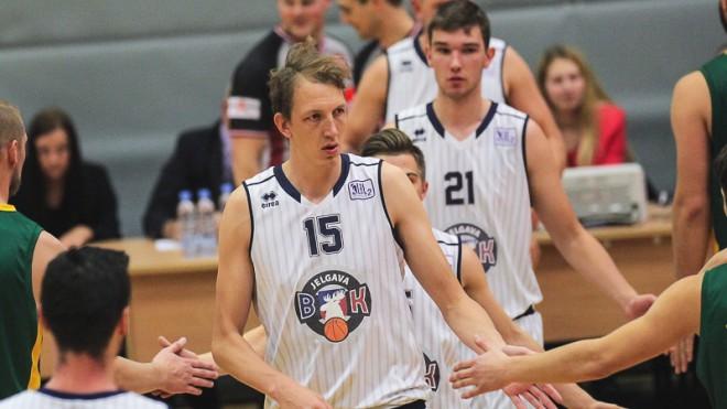 LBL2: līdere Jelgava uzvar viesos, Valmiera iemet 120 punktus, Strautam 33+7+5 Līvānos