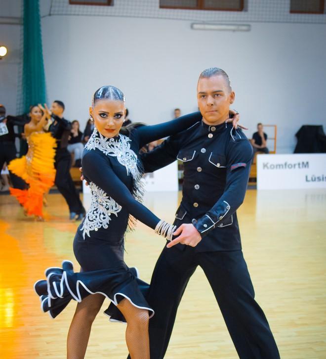 Latvijas pāris uzlabo rezultātu pasaules čempionātā Latīņamerikas dejās