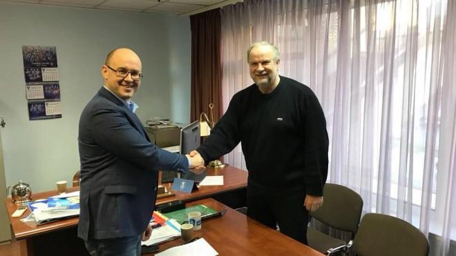 """Kolčins pagarinājis līgumu ar Maskavas """"Dinamo"""""""