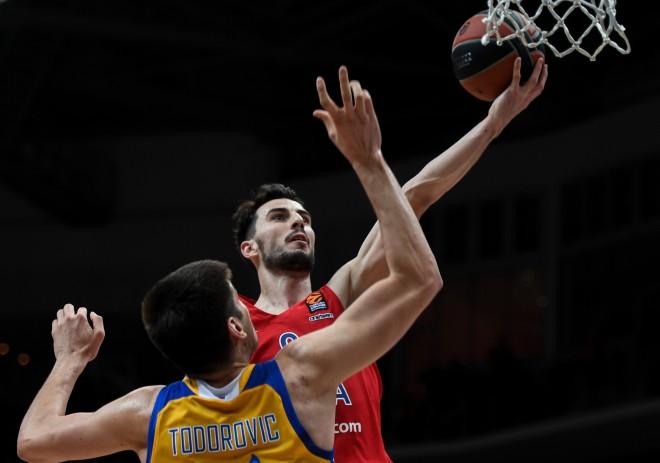 """CSKA """"Final Four"""" jāiztiek bez Vestermana"""