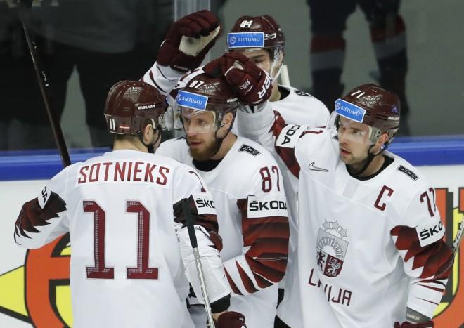 Oficiāli: 2019. gada čempionātā Latvija grupā ar čempioni Zviedriju, kaimiņieni Krieviju