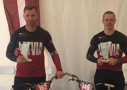 Pasaules čempionāts BMX sākas ar Lisovska otro vietu krūzeros