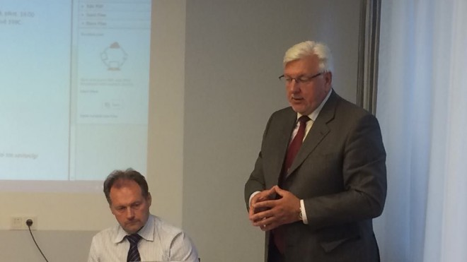 Regbija federācijas opozicionāri nesaskaņotā sapulcē ievēl Pilenieku par prezidentu