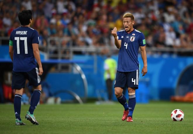 Honda un Hasebe saka ardievas Japānas izlasei