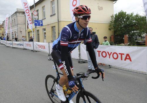 """Ansonam cienījamā 13. vieta """"Course Cycliste de Solidarnosc"""" 3. posmā"""