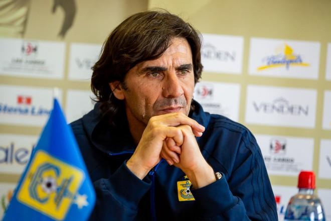 """Vukičevičs: """"Redzējām, ka ar ''Bordeaux'' varam spēlēt"""""""