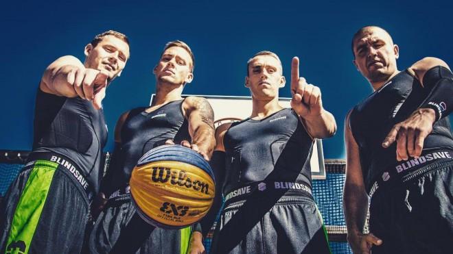 """Latvijas 3x3 basketbolisti triumfē piektajā """"Challenger"""" turnīrā šosezon"""