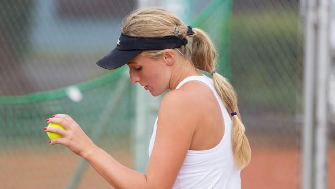 Marcinkeviča sasniedz ITF dubultspēļu finālu Portugālē