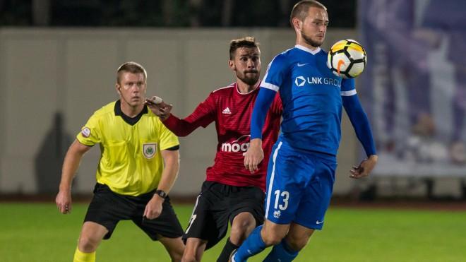 Arī Gorkšs nenoliedz problēmas Latvijas futbola tiesnešu sektorā