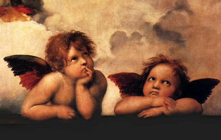 Mūsu mīļie sargi un palīgi-eņģeļi