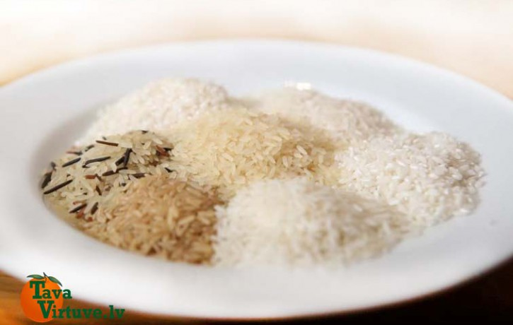 Knifiņi, kas jāzina gatavojot rīsus