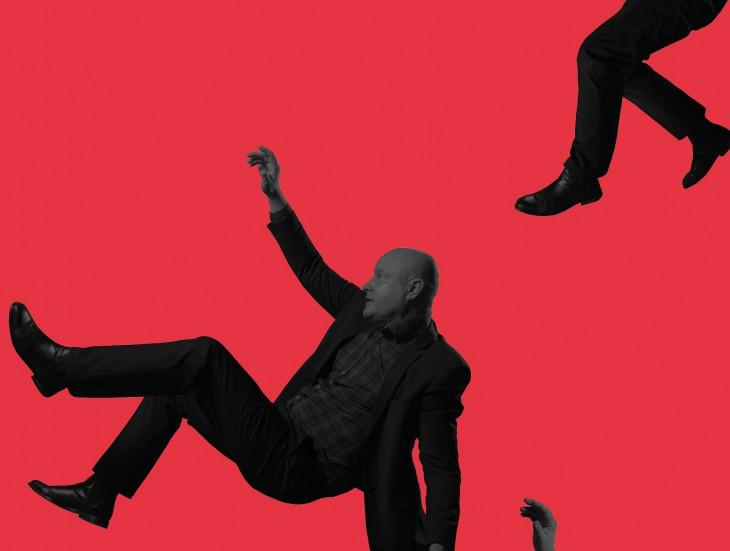 """Dailes teātrī top izrāde """"Atzīšanās"""" Dmitrija Petrenko režijā"""