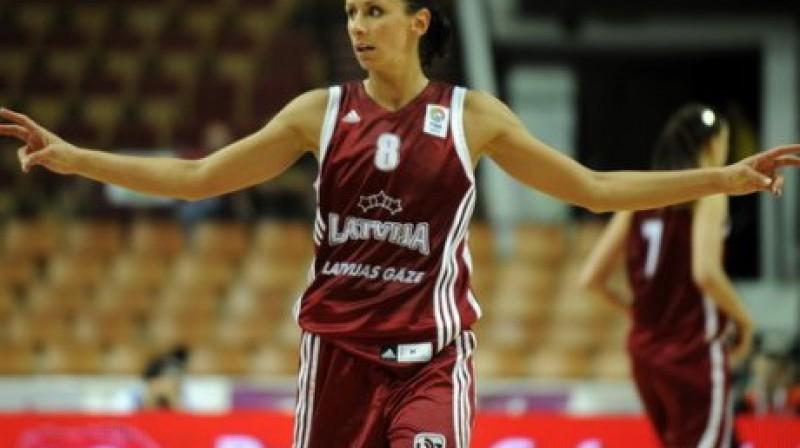 Gunta Baško Foto: Romāns Kokšarovs, Sporta Avīze, f64