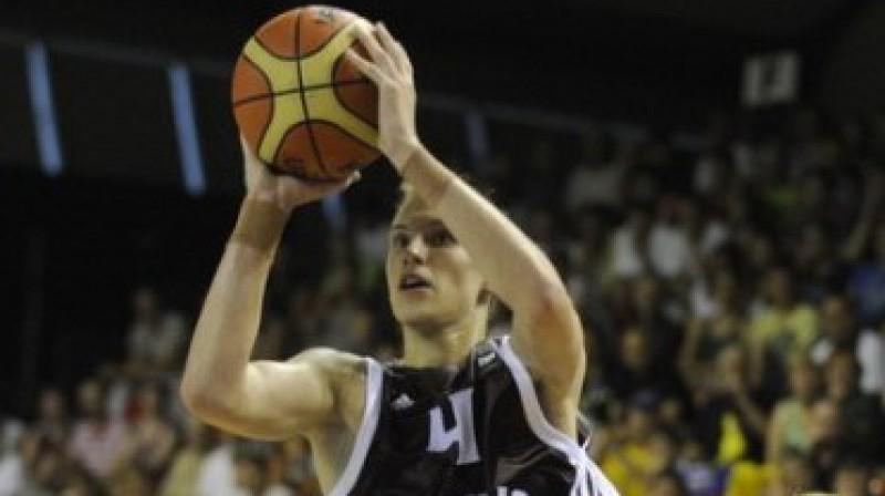 Kaspars Vecvagars Foto: Romāns Kokšarovs, Sporta Avīze, f64