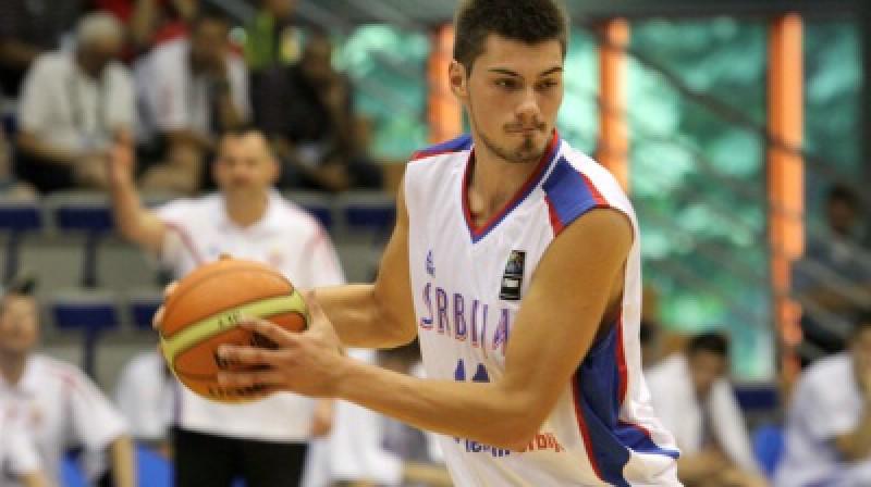 Nikola Siladi Foto: FIBA