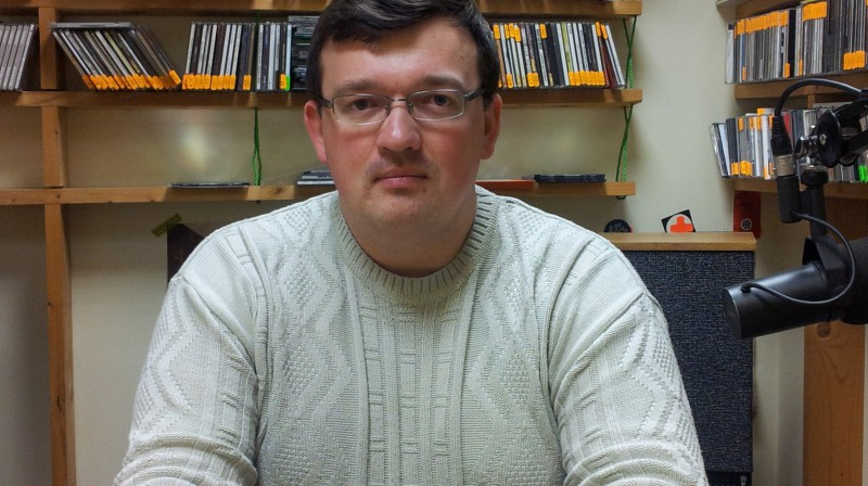 Dainis Kazakēvičs. Foto: Raidījums OLE