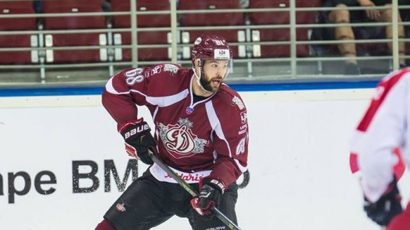 Koltons Gilīss Foto: Kaspars Volonts, Dinamo Rīga