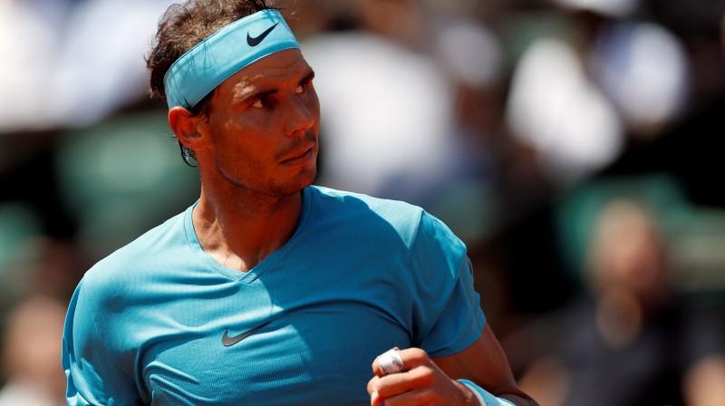 Rafaels Nadals Foto: Reuters/Scanpix
