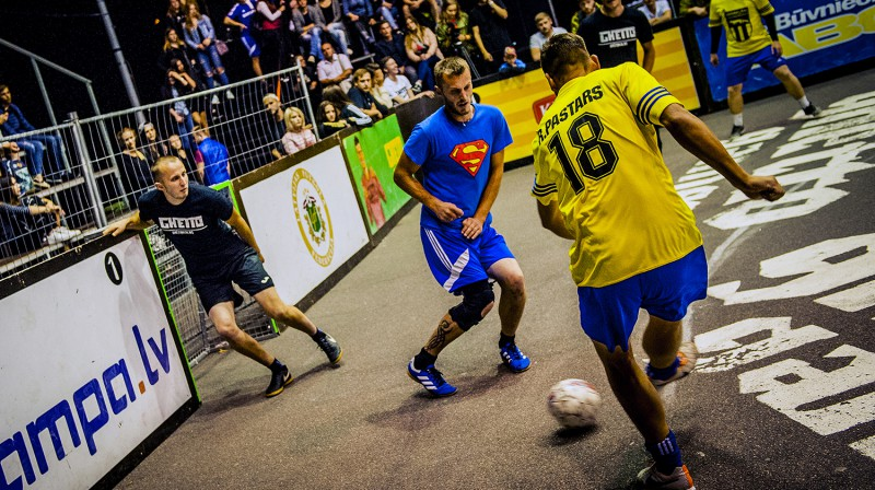 """""""Ghetto Football"""" spēle Publicitātes foto"""