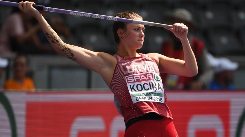 Anete Kociņa. Foto: Romāns Kokšarovs, F64