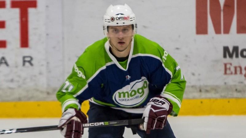 Kaspars Saulietis. Foto: LHF