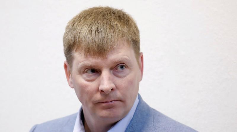 Aleksandrs Zubkovs. Foto: Reuters/Scanpix
