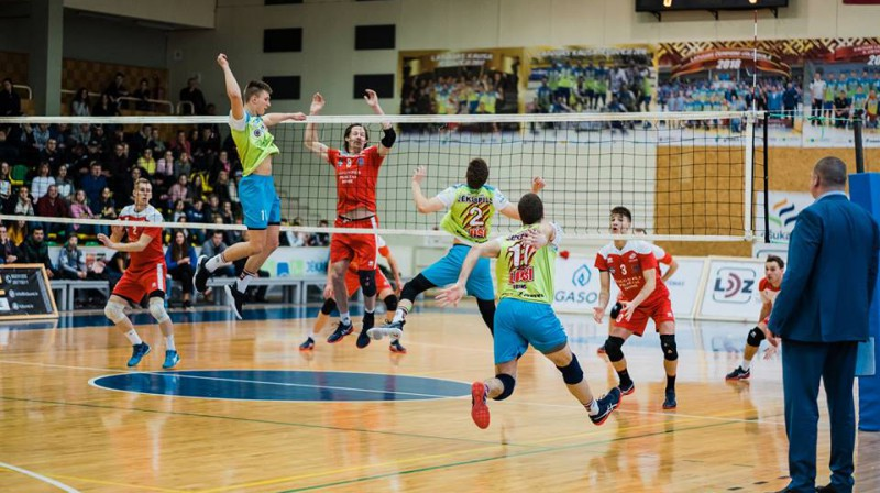 "SK ""Jēkabpils Lūši"" - DU spēles moments Foto: facebook/skjekabpilslusi"