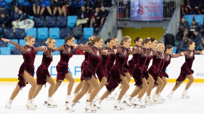"""Amber"" komanda. Foto: synchrophoto.eu"