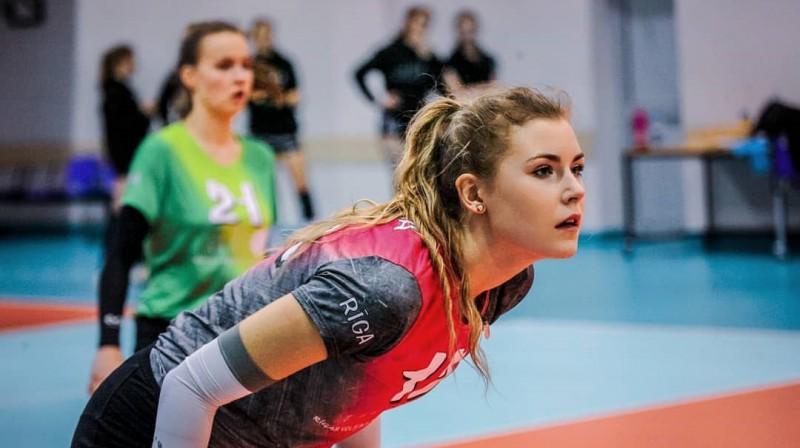 Marta Kamēlja Levinska - RVS komandas līdere