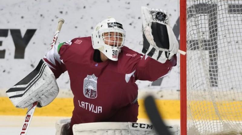 Artūrs Šilovs. Foto: IIHF.com