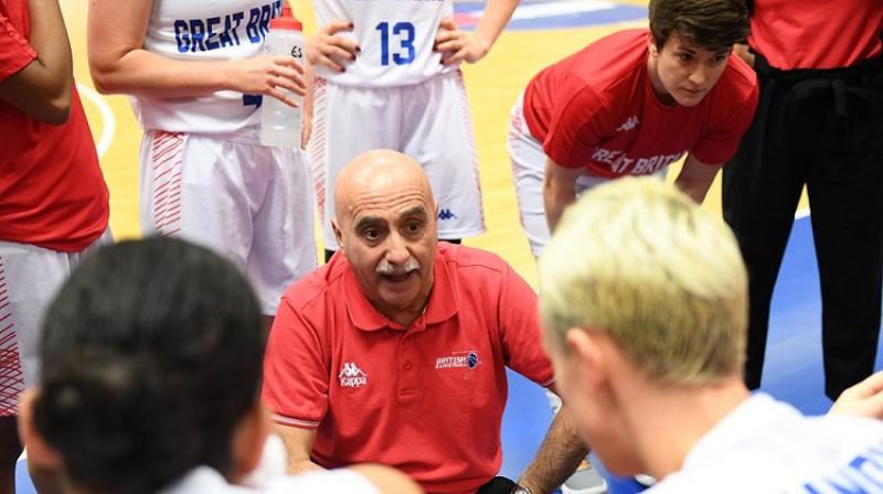 Hosē Marija Buseta. Foto: FIBA