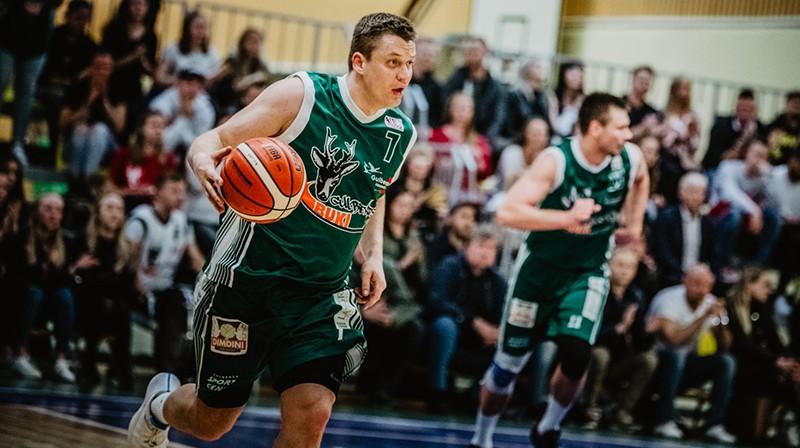 Raimonds Gabrāns. Foto: basket.lv
