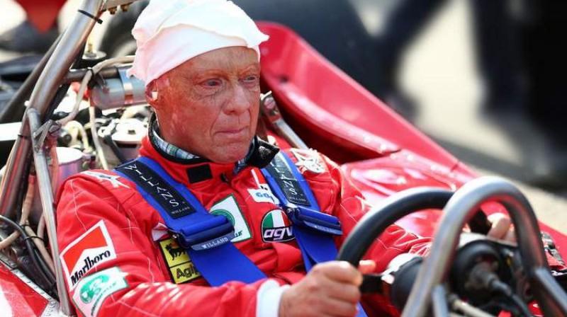 Nikijs Lauda. Foto: Motorsport.com
