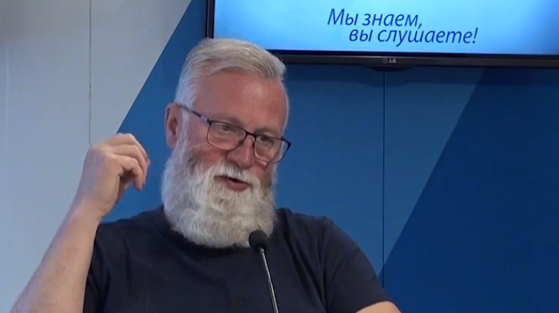 "Dainis Dukurs. Foto: Radio ""Baltkom"""