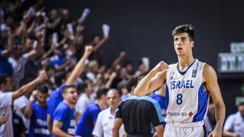 Deni Avdija: divkārtējs Eiropas U20 čempions 18 gadu vecumā. Foto: FIBA