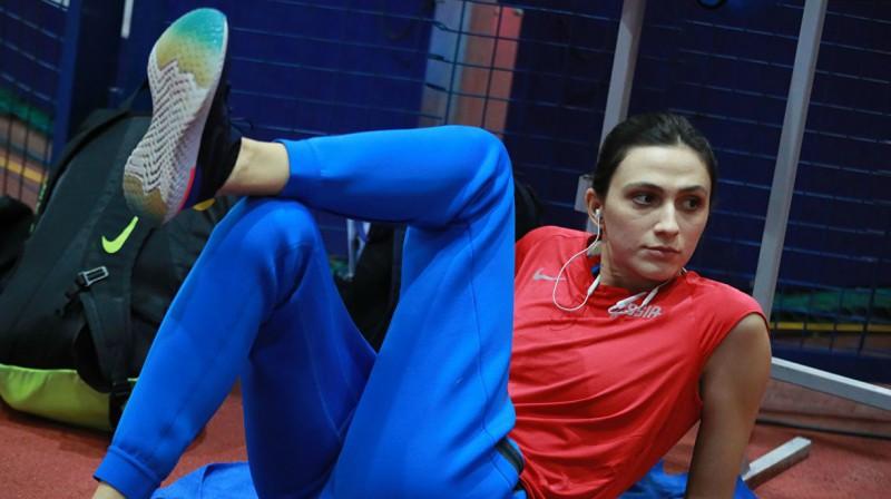 Marija Lasickene. Foto: Antons Deņisovs, rsport.ria.ru