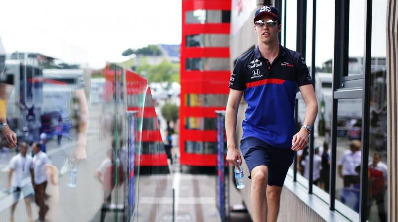 Daņils Kvjats. Foto: Scuderia Toro Rosso