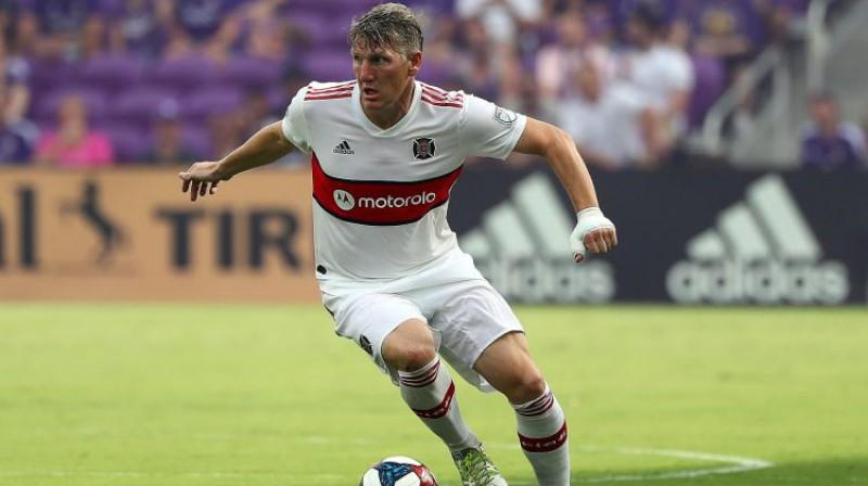 Bastians Šveinsteigers. Foto: USA Today Sports/Scanpix