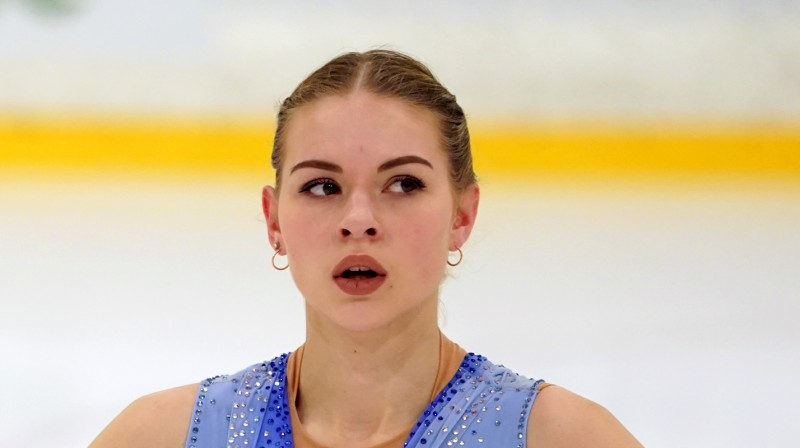 Angelina Kučvaļska. Foto: Romāns Kokšarovs, F64