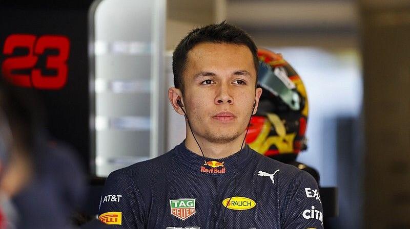Aleksandrs Albons. Foto: Motorsport.com