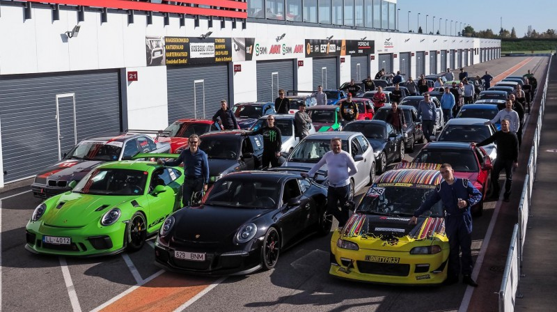 Foto: Baltic Time Attack Series
