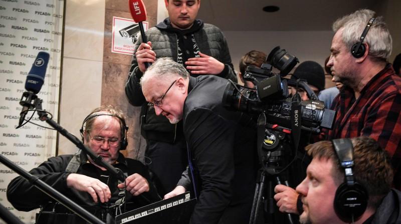 RUSADA ģenerāldirektors Jurijs Ganuss. Foto: AFP/Scanpix