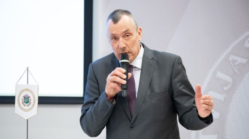 Einars Fogelis. Foto: Vladislavs Proškins/F64